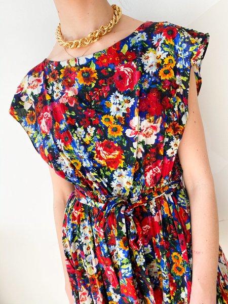 [Pre-loved] Alice & Olivia Floral Mini Dress