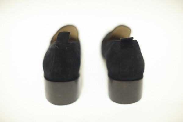 Mari Giudicelli Gavea loafers in black