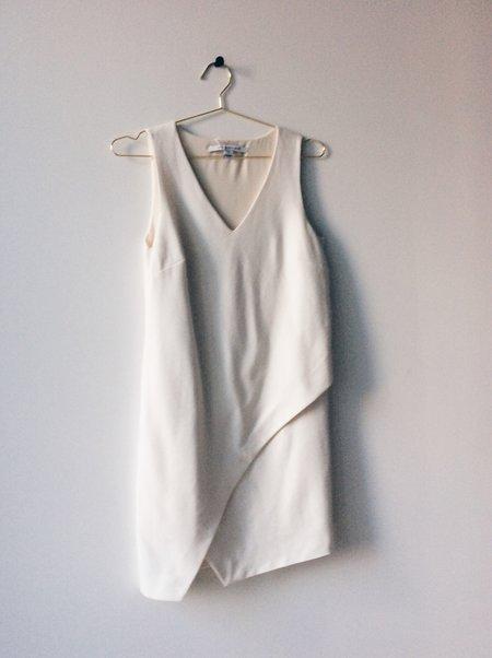 [Pre-loved] DVF Crossover Mini Dress