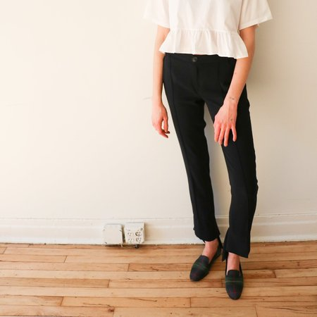 [Pre-loved] girl. by Band of Outsiders Ankle Flap Pants