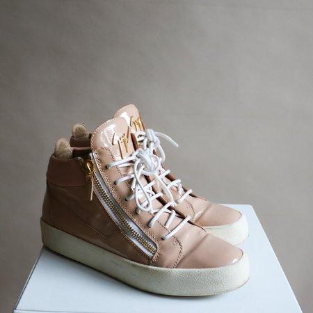 [Pre-loved]  Giuseppe Zanotti London High Top Sneakers
