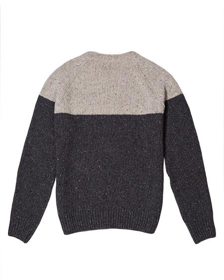 Lightning Bolt Crewneck Sweater