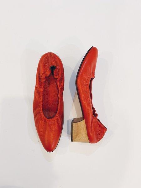 Rachel Comey Calder Low Heels - Red