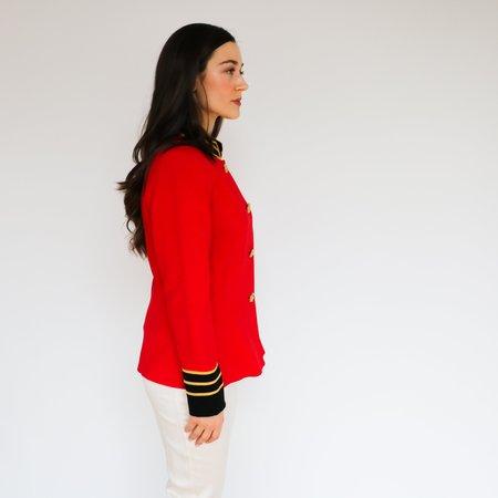 [pre-loved] Richard Warren RESORT Jacket - red