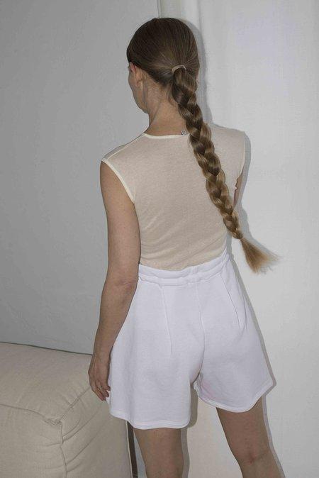 Baserange Auk Shorts - White