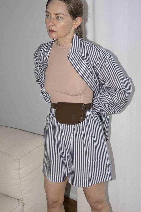 Baserange Ole Shorts - Black Stripe