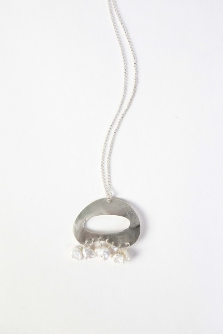 Chertova Tranquility Necklace - Sterling Silver