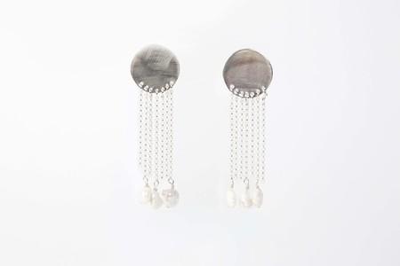 Chertova Cascade Earrings - Sterling SIlver