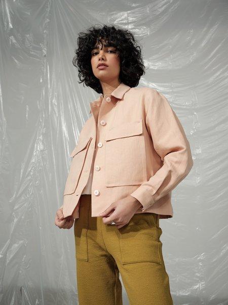 Odeyalo ATLANTIC jacket - peach