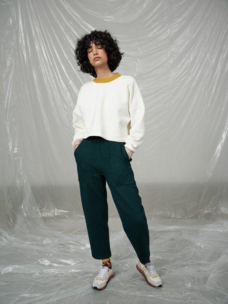 Odeyalo JACOPO emerald pant