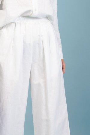 L.F.Markey Ryan Trouser - Off White