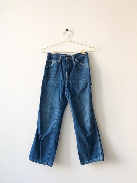 [pre-loved] Big Yank Wide Leg Jean - blue