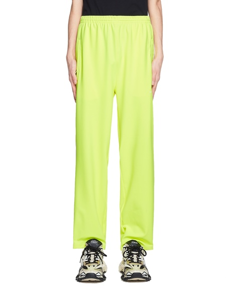 Balenciaga Sweatpants - Neon Yellow