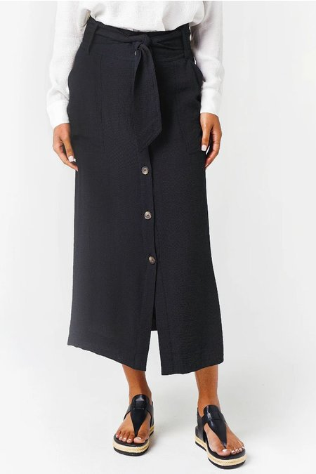Brochu Walker Carpi Skirt - Black Onyx