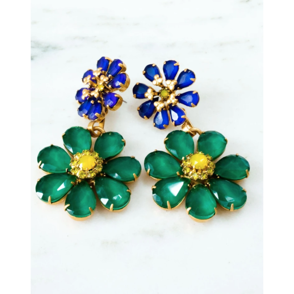 Elizabeth Cole Agata Earrings