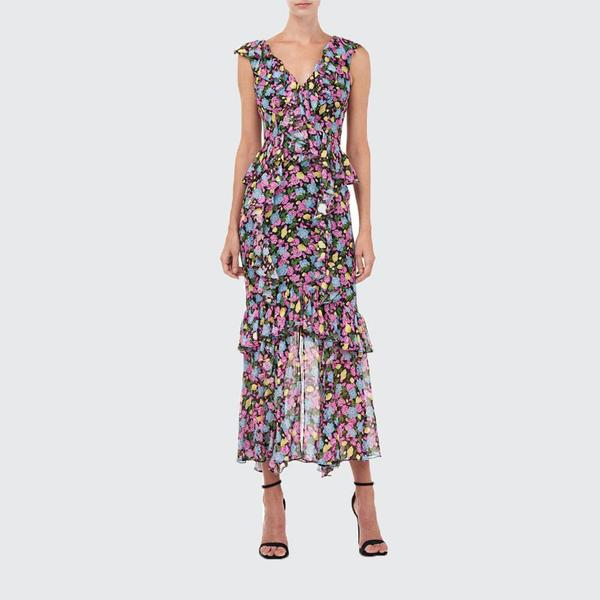 Amur Evita Dress - FLORAL