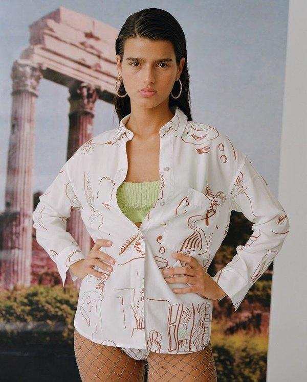 Paloma Wool Misa Top
