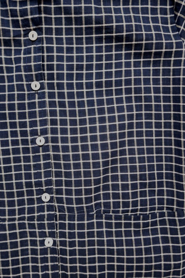 Karu Catriona Blouse - Handloom Cotton