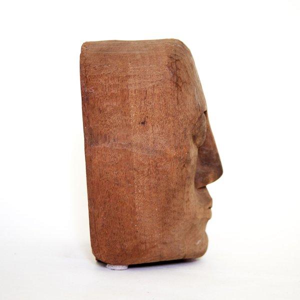 Alchemy Works Vintage Face Sculpture
