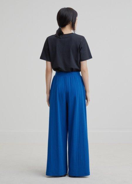 Kowtow Drape Pant - Blue