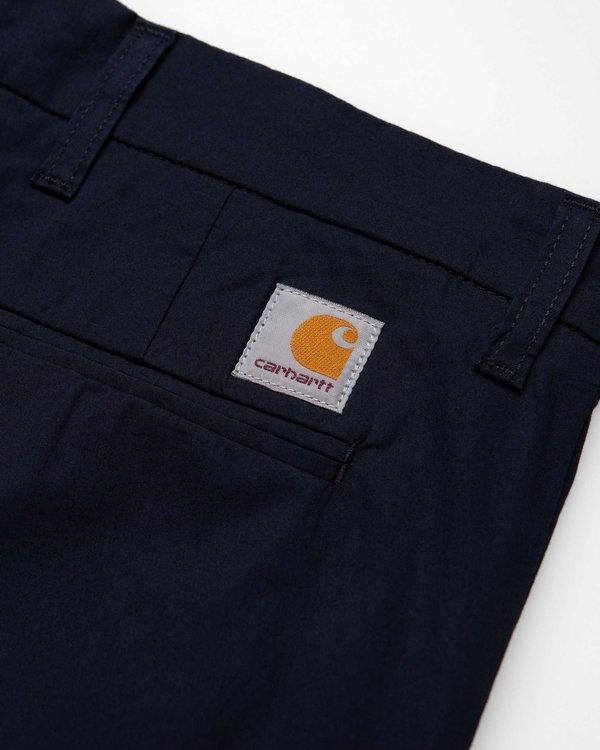 CARHARTT WIP Chinese trousers - Dark Navy