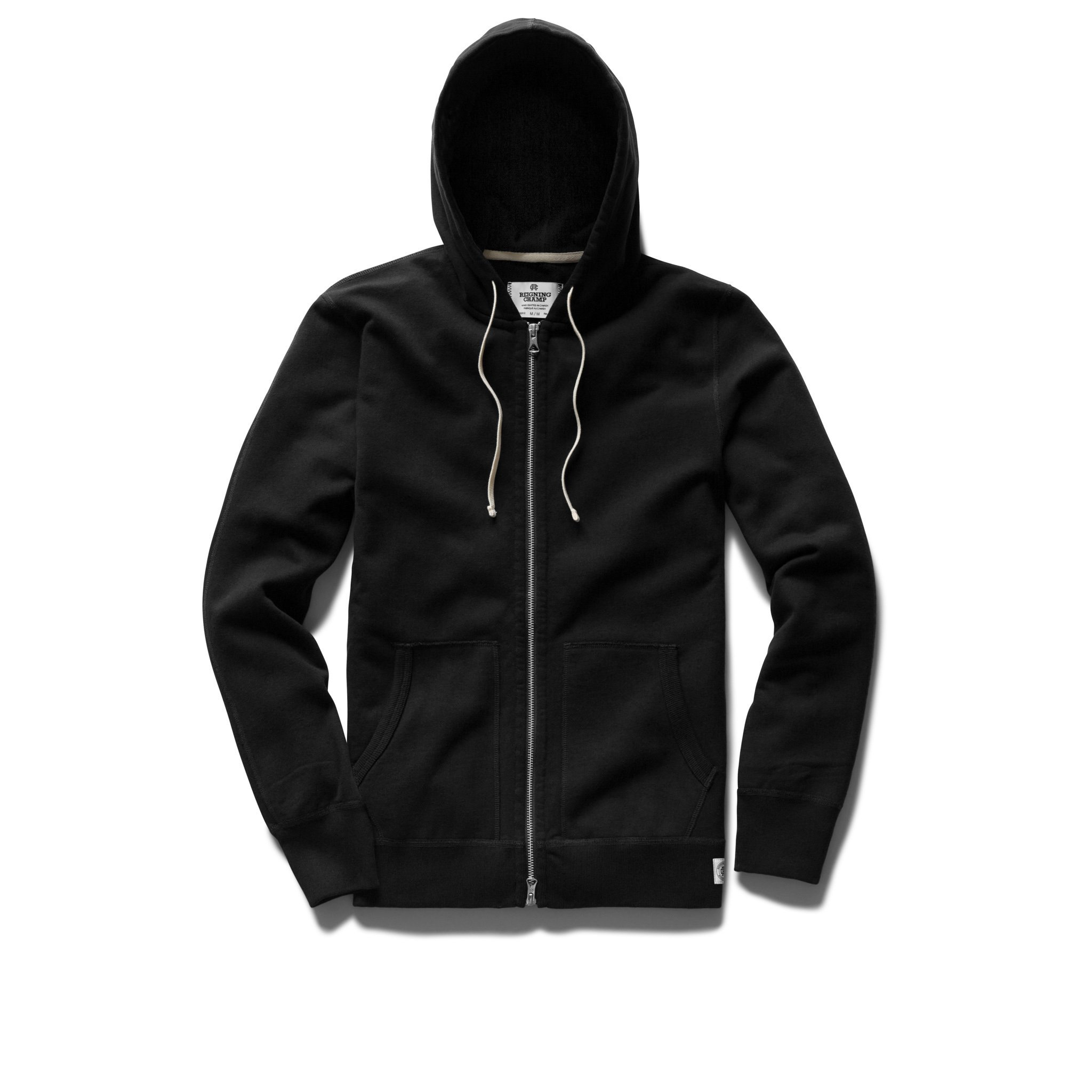 Mens Full-Zip Hoodie Sweatshirt Nature and Landscape Sportswear Jackets with Pockets