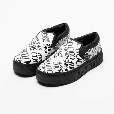 Versace Jeans Couture Brick Slip On