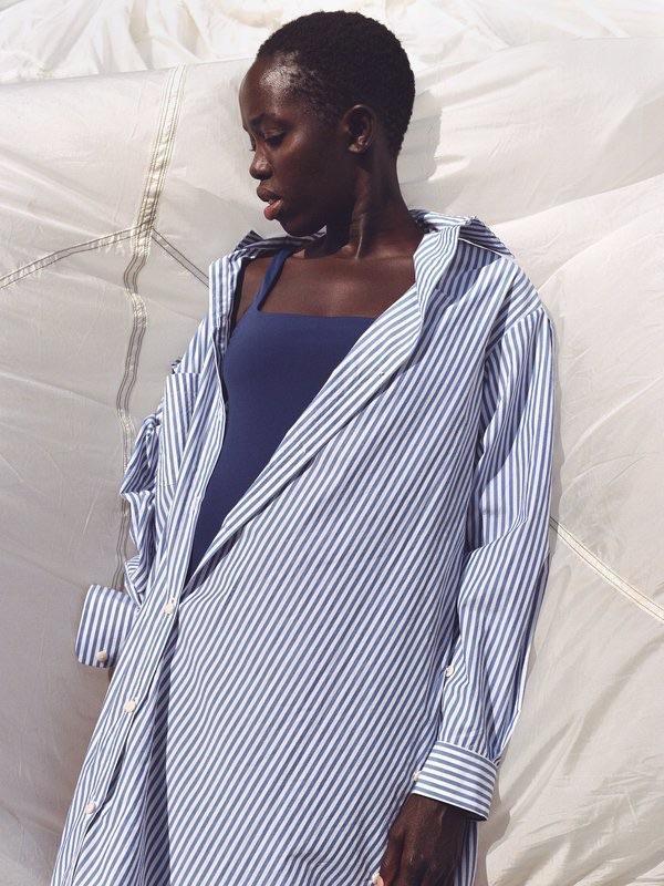 Shaina Mote Portofino dress - blue