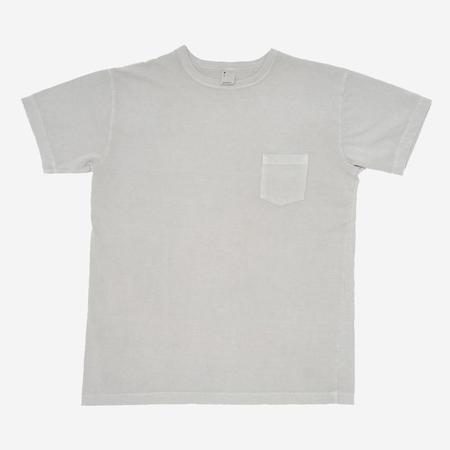 Men/'s Cotton T Shirt Rock bottom Ash Black Screen Printed Organic//Ethical
