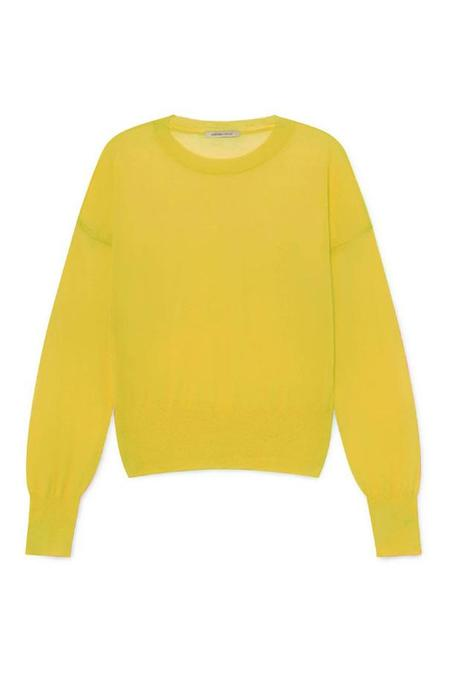 Paloma Wool Leds Sweater - Lemon Grass Yellow