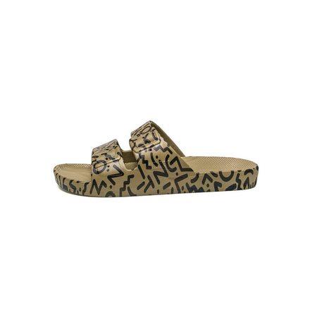 Freedom Moses Memphis Sandals - Khaki