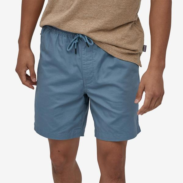 Patagonia Lightweight All Wear Hemp Volley Shorts - Pigeon Blue