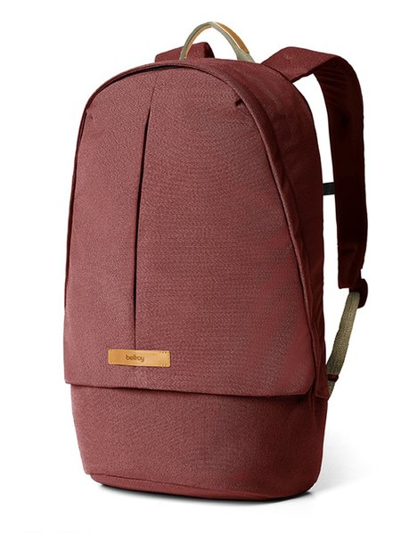 Bellroy Classic Backpack Plus - Red Earth