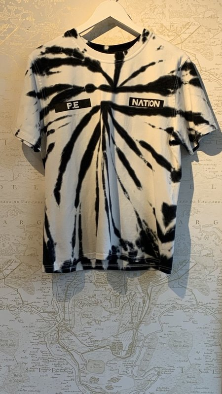 P.E Nation Real Challenger Tee - Tie Dye