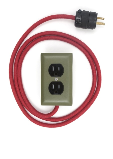 Conway Electric EXTO 2 Dual Outlet Extension Cord