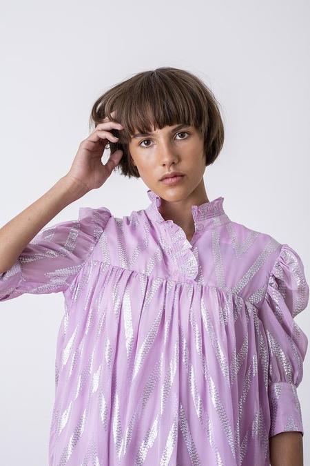 BIRGITTE HERSKIND Liva Dress - Pink Glitter