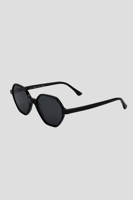 IIlesteva Brera Sunglasses - Black/Grey
