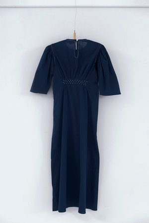 Karu dairy dress - midnight