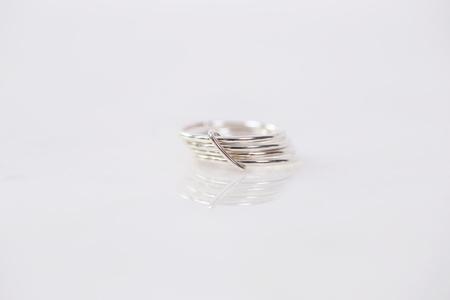 Chertova Fidget Ring - Sterling Silver