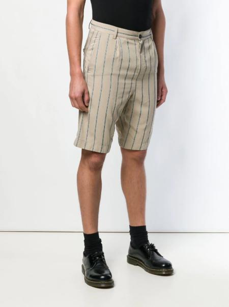 Henrik Vibskov Participant Shorts - Sand