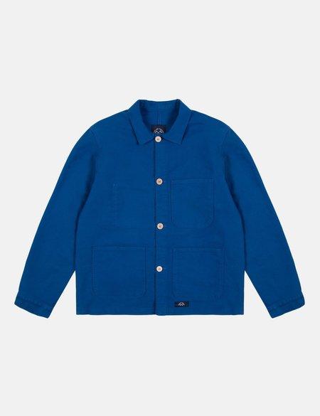Bleu De Paname Veste De Comptoir Jacket - Azure Blue