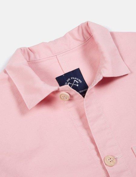 Bleu De Paname Veste De Comptoir Jacket - Pink Rose Buvard