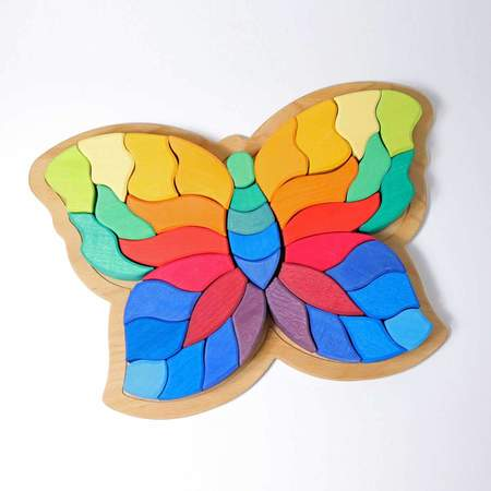 Grimm's Large Butterfly Puzzle Set