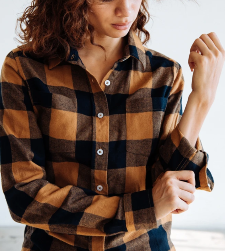Known Supply Shelby Womens Flannel