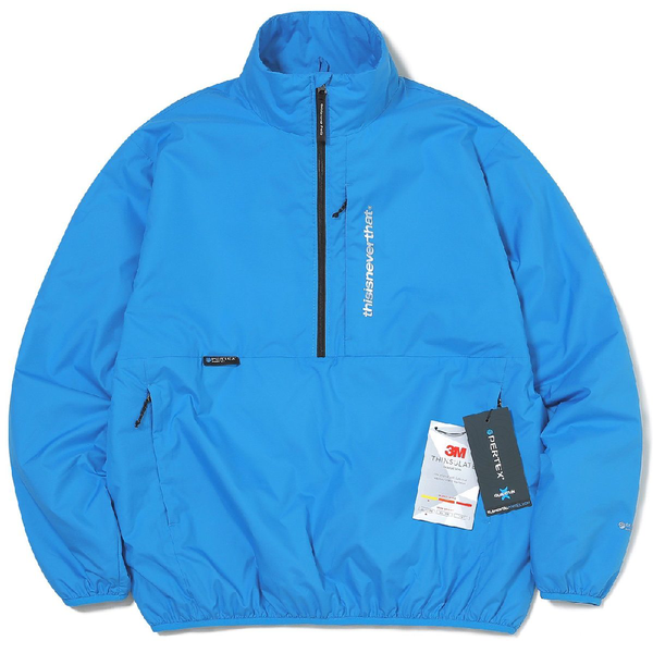 ThisIsNeverThat PERTEX Pullover - Blue