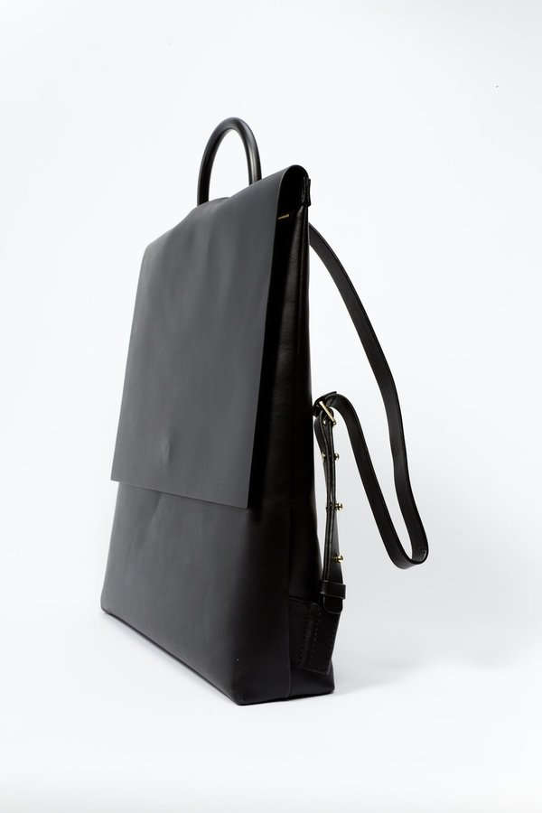 Building Block Rucksack - Black