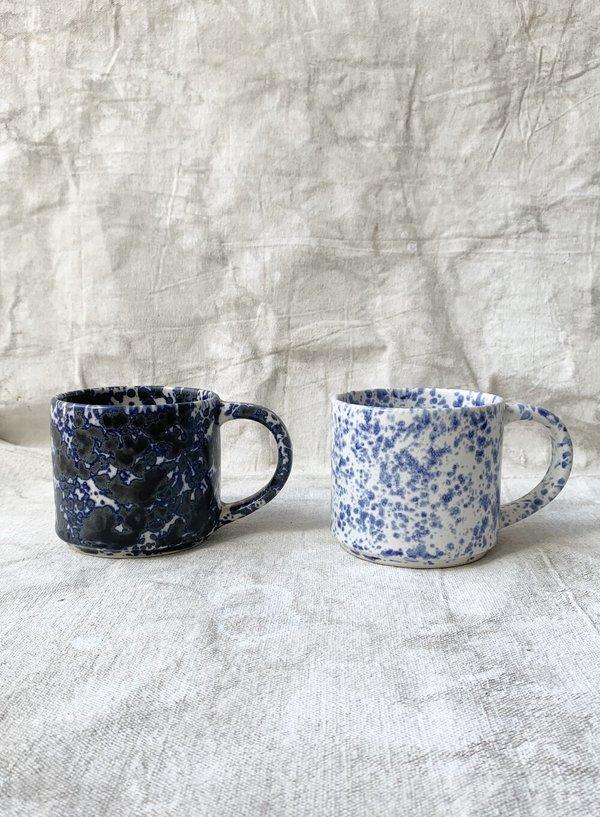 Cuttalossa & Co. Extra Large Splatter Mugs