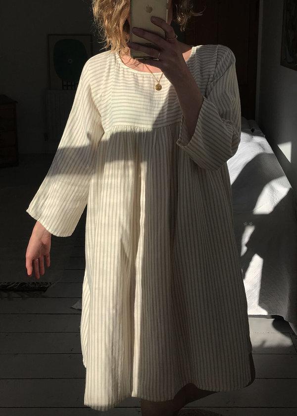 Liilu Tunic Dress - Stripes