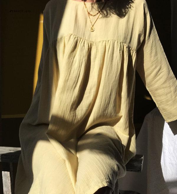 Liilu Tunic Dress - Honey