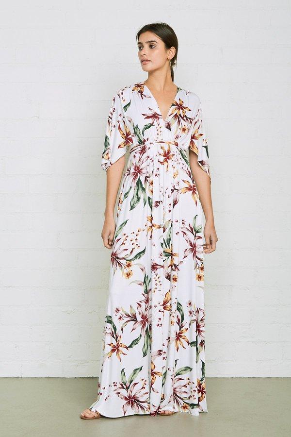 Rachel Pally Long Caftan Dress - Lily